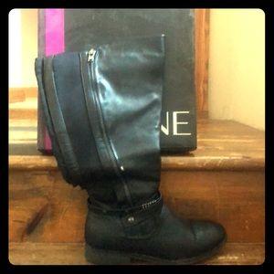 Lane Bryant tall boots